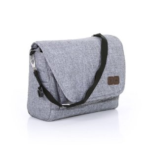Bolsa Maternidade Fashion Bag Graphite Grey ABC Design