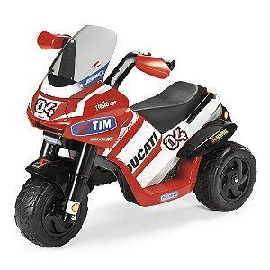 Moto Elétrica 6V Ducati Desmocedici Peg-Perégo