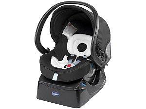 Bebê Conforto Auto Fix Fast Black Night Chicco
