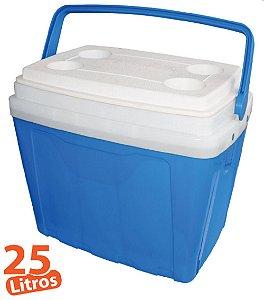 Caixa Térmica 25L Azul Antares