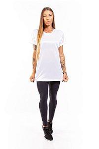 Camisa  All white bright ca**1072