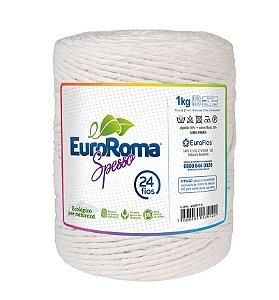 EuroRoma Spesso 24 Fios 1Kg - Cru