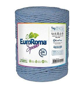 EuroRoma Spesso 24 Fios 1Kg - Azul Bebê