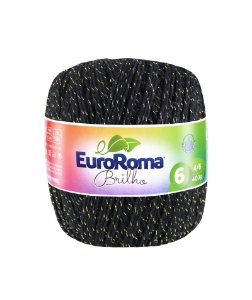 EuroRoma Brilho 400g (Dourado) - Mais Cores Compre Aqui!!