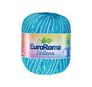 EuroRoma Milano 200g - Azul Piscina