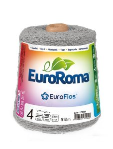 EuroRoma Colorido - Cinza