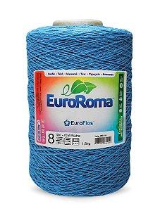 EuroRoma Colorido Azul Piscina