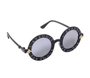 Óculos infantil princess