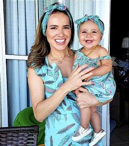 Bandana mãe e filha