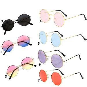 Óculos infantil cores