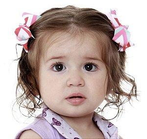 Laço infantil assimétrico P