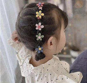 Xuxinha acrílico flor