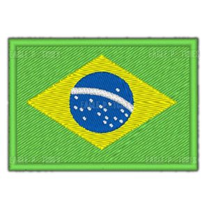 Bandeira do Brasil - Simples