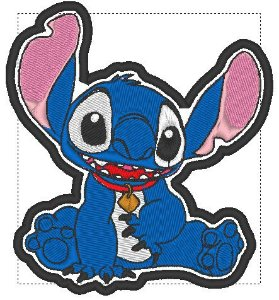 Lilo- desenho Lilo e Stitch