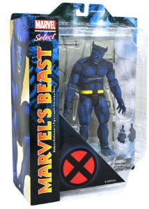 Marvel Select Fera - Beast - X-Men