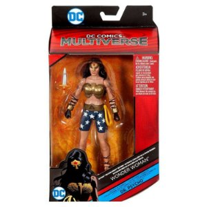 Wonder Woman DC Multiverse Mulher Maravilha