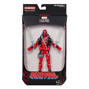 Marvel Legends Series - Deadpool Lacrado Original Hasbro