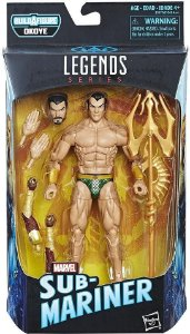 Marvel Legends Namor - Wave Okoye