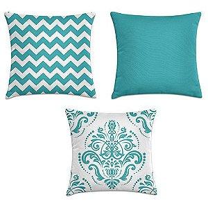 Almofadas decorativas e personalizadas