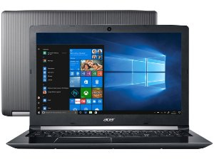 "Notebook Acer Aspire 5 A515-51-51UX Intel Core i5 - 8GB 1TB 15,6"" HD Windows 10"