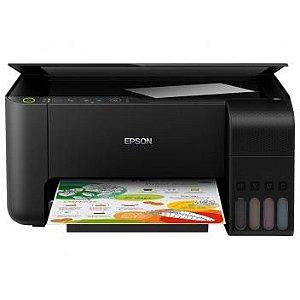 Impressora Multifuncional Epson Ecotank L3150 Jato de Tinta Colorida Wi-Fi Bivolt