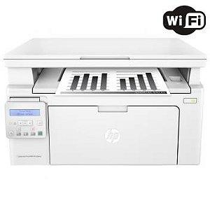 Impressora Multifuncional HP LaserJet Pro M130NW Laser Mono Wi-Fi
