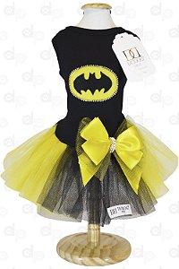 Vestido Batgirl