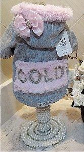 Moletom Cold Cinza