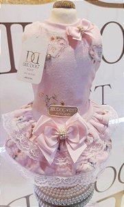 Vestido Perfume Plush
