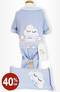 Pijama Soneca Azul