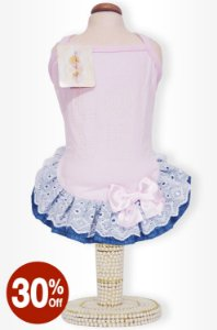 Vestido Love Rosa