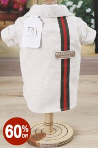 Camisa Linho Fita
