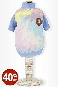 T-Shirt UV Azul