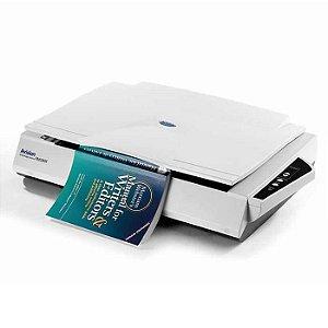 Scanner Avision FB6280E - 4,5 segundos - Ciclo diário 5.000 páginas