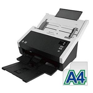 Scanner Avision AD240U - 60 ppm / 120 ipm - Ciclo diário 6.000 páginas