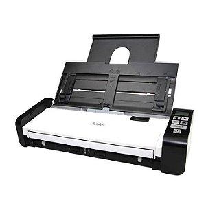 Scanner Avision AD215L - 20 ppm/ 40 ipm - ciclo diário de 1.000 páginas