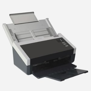 ATA Scanner Avision AD240U - 60 ppm / 120 ipm - Ciclo diário 6.000 páginas