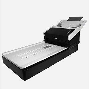 ATA Scanner Avision AD250F - 80 ppm / 160 ipm - ciclo diário 10.000 páginas.