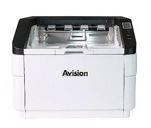 Scanner Avision AD8120  120 ppm / 240 ipm ciclo diário de até 60.000 páginas