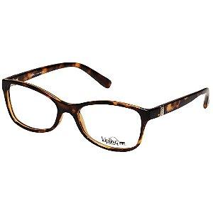 Óculos Kipling de Grau Feminino Pequeno KP3086 Marrom Demi Brilho