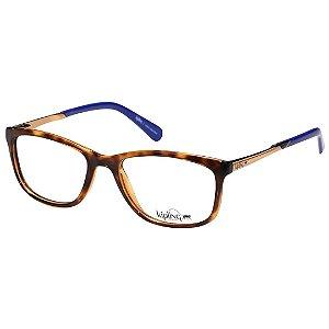 Óculos de Grau Kipling Feminino KP3061 Marrom Tartaruga e Azul