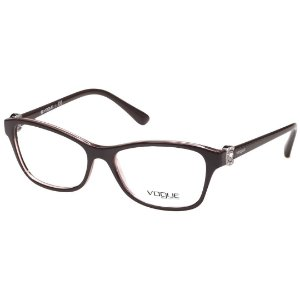 Óculos de Grau Vogue Feminino Violeta Brilho VO5002B