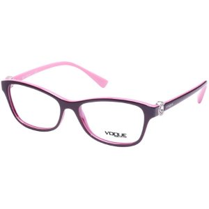Óculos de Grau Vogue VO5002 Feminino Roxo e Lilás Médio