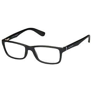 Óculos de Grau Masculino Cinza Escuro Fosco Jean Monnier J83151 Pequeno