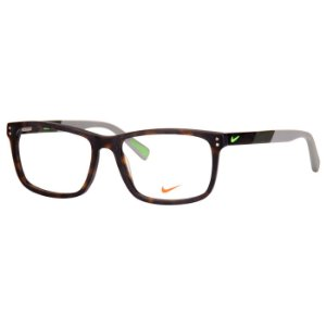 Oculos de Grau Nike 7238 Masculino Médio Marrom Tartaruga
