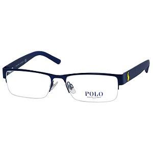 Armação de Grau Polo Ralph Lauren PH1147 Azul Fosco Masculino ... a21b47a053