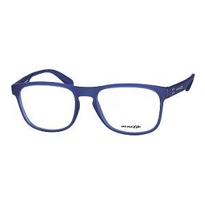 Armação de Óculos Masculino Arnette AN7148L Azul Fosco Médio