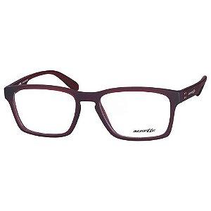 Armação de Óculos Masculino Arnette AN7146L Vermelho Fosco Médio