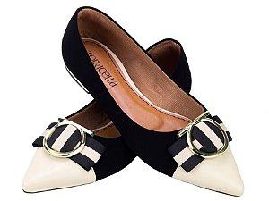 267668dcf Sapatilha Salomé Feminino Dourada - Torricella. - ShoeGirls Sapatos ...
