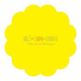 Fundo Tapetinho para docinho Chapado  nº9 Várias cores